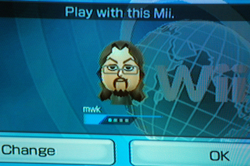 Come play with mii